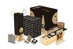 Packaging Design for Moon Mountain Vodka