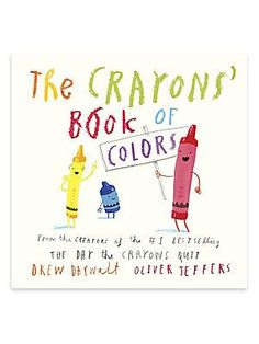 Penguin Random House The Crayons' Book of Colors - No Color