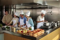 AmaWaterways European riverboats present delicious food that's plated beautifully  l