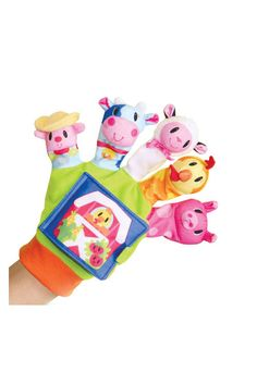 #puppets #cow #sheep #cat #playskool #unnado #toy #baby