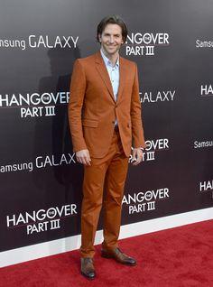 matthew mcconaughey burnt orange blazer - Google Search