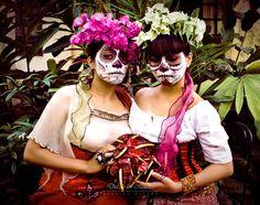 dia de los muertos arte   Dia de los Muertos by katrinapallon