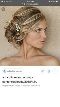 Updos, Bobby Pins, Dream Wedding, Hair Makeup, Hair Accessories, Beauty, Happy, Girls, Fashion