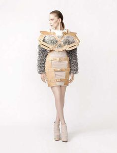 Fashion forward orthopaedic corsets