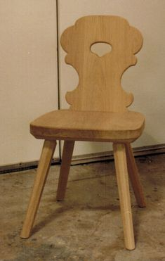 Chairs by Shamrockfinewoodwork on Etsy