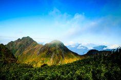 Fansipan Mountain - Sapa - Laocai province - Vietnam