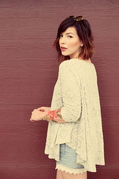 Summer Sweater - Keiko Lynn
