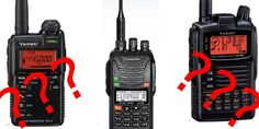 In my continuing series on the subject of Ham Radio, I'll now attempt to answer the great unknown question: Which ham radio should I buy?? Well What do you Want to Do? In a lot of ways, this is almost the same as asking which phone one should buy.  The first question you should be asking isn't which radio do you want to...