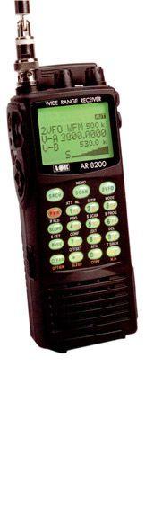 [AR8200MkIIIB] - wideband radio receiver