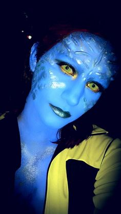 first class mystique cosplay 2014