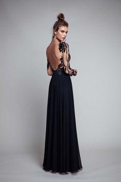 F/W 2017 | Berta Royal Dresses, Black Prom Dresses, Event Dresses, Prom Party Dresses, Farewell Dresses, Concert Dresses, Formal Wear Women, Glamour, Beautiful Gowns
