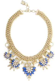 Love this: Floralstone Chain Necklace @Lyst
