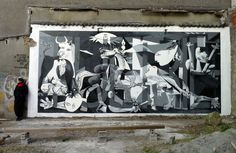 picasso guernica street art - Google Search