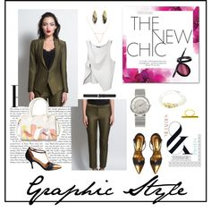 Designer Clothes, Shoes & Bags for Women Gold Sandals, The Chic, Balmain, Polyvore Fashion, Yves Saint Laurent, Boards, Chanel, Concept, French