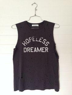 hopeless dreamer tank