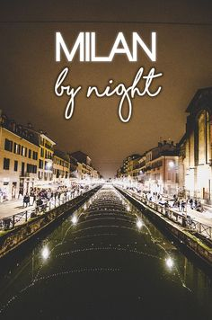 Milan is the perfect place for a relaxing weekend. Which bars are the best in Milan? How to experience Milan by night?