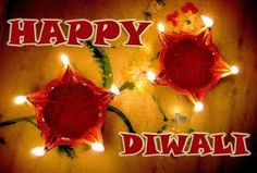 Happy Diwali To all ♥