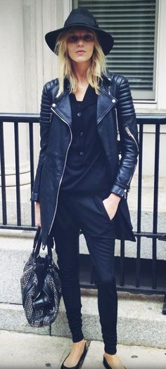 Cool combo, but change the jacket (i don't like the bumps on the shoulder 4 the look)
