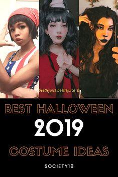 Best Halloween 2019 Costume Ideas - Society19 Halloween Inspo, Cool Halloween Costumes, Halloween Dress, Halloween 2019, Halloween Party, Sam Taylor Johnson, Facial Tattoos, Scary Decorations, Star Wars Costumes