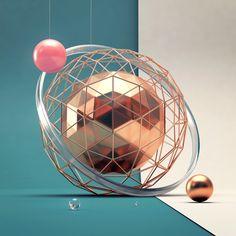 friedrich neumann, digital, art, motion, 3d, germany, graphic, geometric, surreal, upper playground