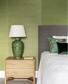 Incorporating the organic tones of nature not only looks amazing, but also encourages a restful slumber. Love the look of this bedroom showcasing our Portobello bedhead in the latest edition of ? Tap to see more of this popular design. Bedhead, Upholstered Beds, Portobello, Storage Boxes, Nightstand, Organic, Bedroom, Amazing, Nature