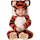 Baby Newborn Tiger Costume  Ok, this is not exactly Cecil the Lion.. instead, it's Tiger, perhaps from the jungle book? Either way, this baby newborn Tiger Costume is a delight to look at. Babies lobe mimicking sounds of animals, so this is definitely something that baby could imagine being. Tigers are endangered animals, so this is a good memory  [More]   http://www.ishopvillage.com/halloween/baby-newborn-tiger-costume/