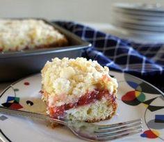 -   Rhubarb Coffee Cake  -   www.recipetips.com/recipe-cards/t--161023/rhubarb-coffee-cake.asp