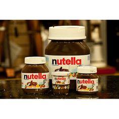 Nutella, 5kg??? OMG S2