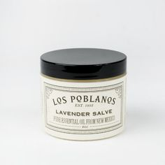 New Mexico's Los Poblanos Lavender Hand Salve (for dish pan hands)