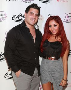 Snooki's Wedding Photos Show That While Some Things Change, the 'Jersey Shore' Cast Stays the Same — PHOTOS