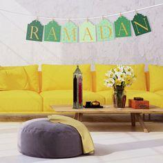 Ramadan-Banner, Ramadan-Dekoration, Ramadan Party, Iftar-Party-Dekor, islamische Dekoration, muslimische Festival Dekoration, Ramadan von WithASpin