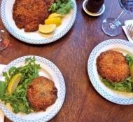 This Mushroom Schnitzel recipe is a great way to have a meatless meal