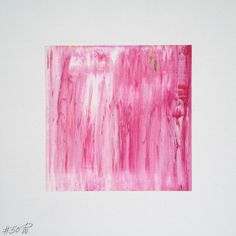 #50 | square abstract painting (original) | acrylic on white board | size 9 cm x 9 cm | boardsize 15 cm x 15 cm | https://www.etsy.com/shop/quadrART