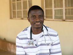 A surgeon, Dr. Martin Salia, who had tested negative for the deadly Ebola virus in Sierra Leone before testing positive days later died Monday in Omaha, Nebraska Medical Center. Nebraska, Dr Martins, Help The Poor, New Africa, Medical Center, Celebrity News, Mens Tops, Current Events, History Essay