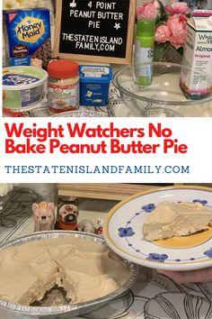 Weight Watchers Smart Points, Weight Watchers Diet, Weight Watchers Desserts, Pb2 Powdered Peanut Butter, Chocolate Peanut Butter Cheesecake, Low Calorie Desserts, Ww Desserts, Healthy Desserts, Dessert Recipes