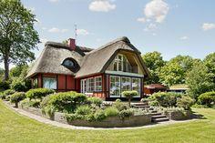 Villa på Egebjergvej i Nykøbing Sj - Ejendommen
