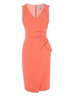 Chanti dress | Peach