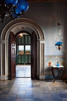 Cuba: A Look Inside(Photo Gallery) – Michael Connors International Rose Hill Mansion, Cancun Hotels, Beach Hotels, Beach Resorts, Cuban Decor, Cuba Beaches, Mexican Garden, My Father's House, Timber Structure