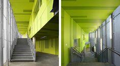 Sansaburu Kindergarten and Parking Design by Vaumm Architecture Office
