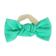 Gina Made It Bun Bow ($24) ❤ liked on Polyvore