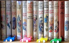 Famous Five Books by enid Blyton from the 1950s and 1960s March House Books Blog