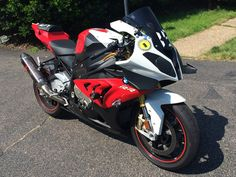 3D printed Winglets for BMW S1000RR