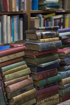 teachingliteracy:  Used Books (by w.d.worden)