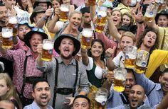 L'Oktoberfest è una festa ecosostenibile, ma in pochi lo sanno