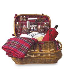 Highlander Picnic Basket. $129.99