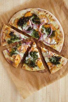 Kale Recipes For Summer - Healthy Slaw, Pizza Kale Recipes, Clean Recipes, Dinner Recipes, Cooking Recipes, Healthy Recipes, Healthy Foods, Dinner Ideas, Pizza Recipes, Vegetarian Recipes