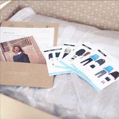 Recién llegada mi #caja de #lookiero de este mes 🌸 #Martina es una #personalshopper fantástica 💕