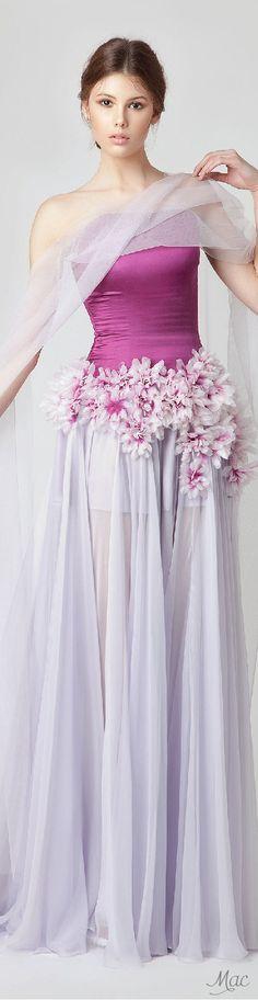 Haute Couture 2015 Jean Louis Sabaji