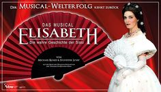 Das Musical Elisabeth jetzt in Berlin!