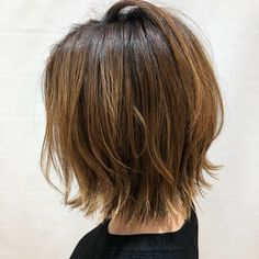 New Haircuts, Short Bob Hairstyles, Cool Hairstyles, Medium Hair Styles, Short Hair Styles, Shoulder Length Hair, Hair Hacks, Hair Inspiration, My Hair